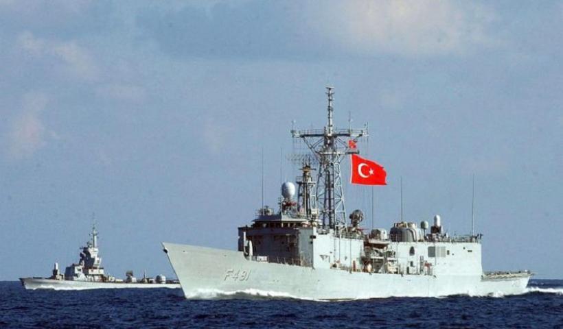 Δύο Τουρκικές φρεγάτες στα Λιβυκά παράλια-πιθανή απόβαση τουρκικών τεθωρακισμένων στην Λιβύη