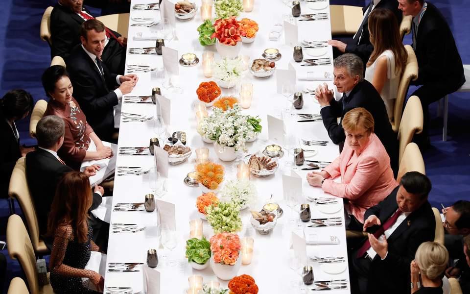 G20: Σύγκλιση απόψεων για την καταπολέμηση της τρομοκρατίας και τη χρηματοδότηση της