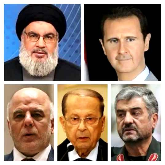 Εμφάνιση μιας νέας συμμαχίας στην ευρύτερη Μέση Ανατολή
