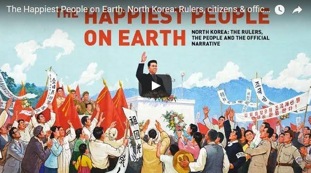 Ο πιο ευτυχισμένος Λαός στη γη: Οι Βορειοκορεάτες με δικά τους λόγια (VIDEO)