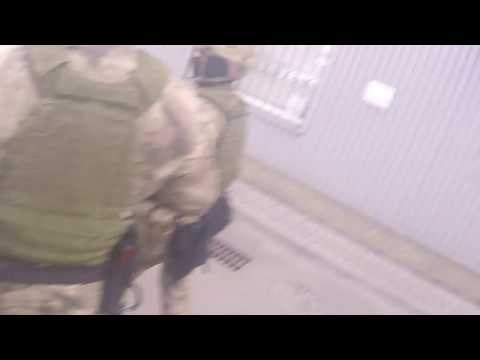 Petya: Βίντεο επίθεσης Αστυνομίας σε εταιρεία διανομής