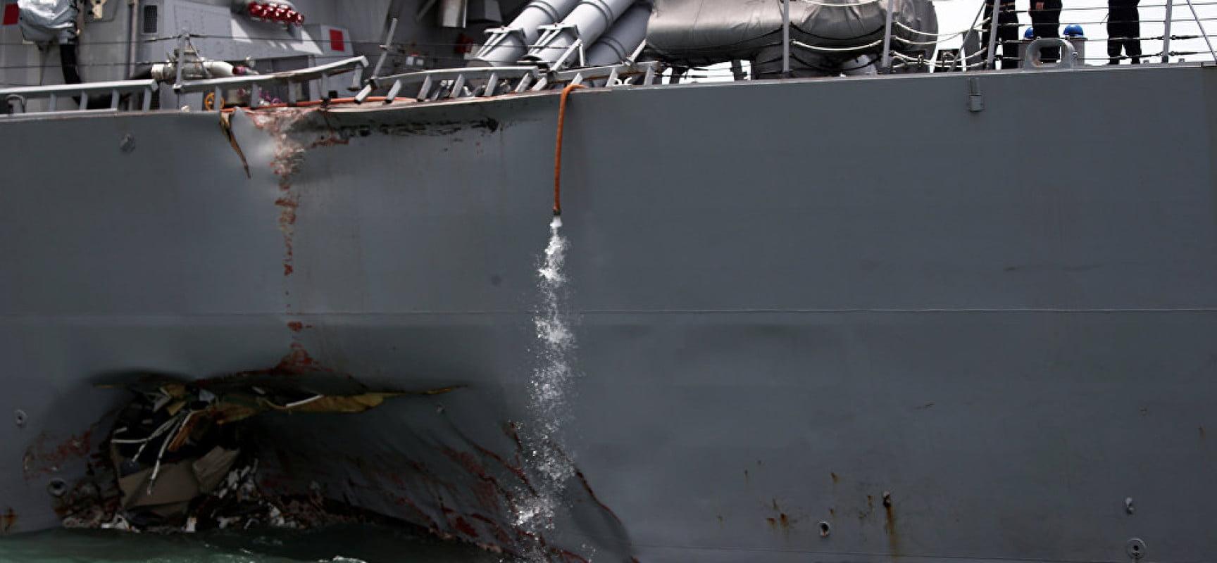 Βαρύς ο πέλεκυς στη διοίκηση του Στόλου Ειρηνικού του US Navy