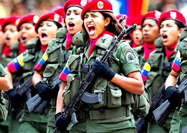 Αντίστροφη μέτρηση για το πόλεμο στη Βενεζουέλα – Βήμα 2: Ο Τραμπ επιβάλει περισσότερες κυρώσεις