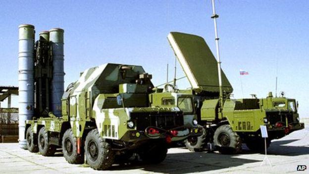 H Ρωσία συζητά την εγκατάσταση S-300 στη Σερβία