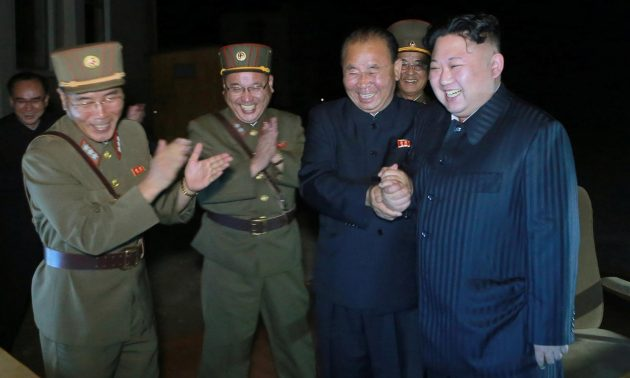North Korea: fire, fury and fear Alarm bells ringing as rampant speculation breaks out over Pyongyang's 'possible' miniaturized nuclear warheads