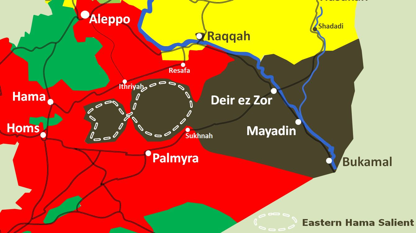Συρία – Προς το τέλος του χαλιφάτου