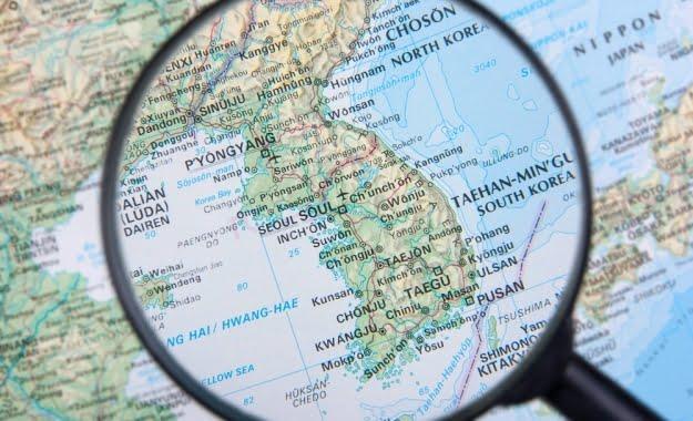 Το Λυκόφως των Θεών στη Χερσόνησο της Κορέας