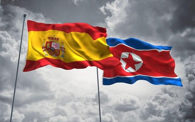 Μείωση των Βορειοκορεατών διπλωματών στη Μαδρίτη ζήτησε η Ισπανία