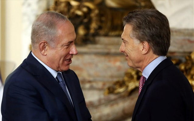 Ο Νετανιάχου ζητεί ακύρωση της διεθνούς συμφωνίας του 2015 με το Ιράν