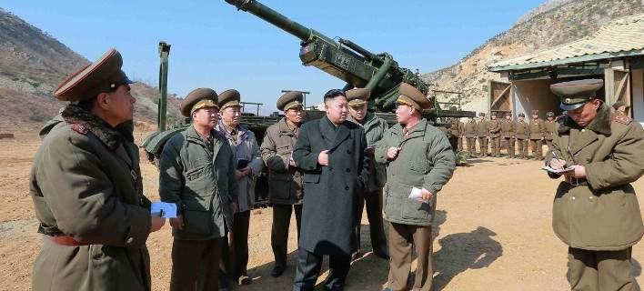Η Β. Κορέα διαμηνύει ότι θα εντείνει τα εξοπλιστικά της προγράμματα
