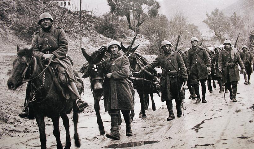 6 Απριλίου 1941: Αρχίζει η εποποιία του Ρούπελ- «Τα οχυρά δεν παραδίδονται. Καταλαμβάνονται»