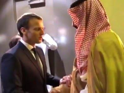 Το χαστούκι της Σαουδικής Αραβίας στον πρόεδρο Μακρόν