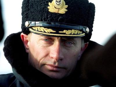 Από την Αικατερίνη Β' στον Βλαντιμίρ Πούτιν