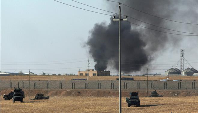 Ιράκ: Επιχείρηση ανακατάληψης της Ράουα από το ΙΚ