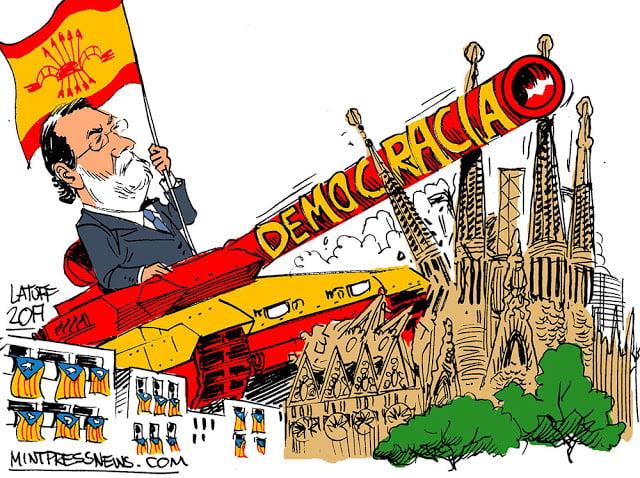 Η Ευρώπη θα Θερίσει Ό,τι Έσπειρε η Ισπανία