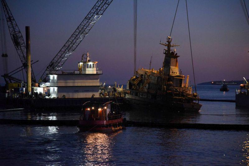 Μετά το Αγία Ζώνη ΙΙ, στόχος η ανέλκυση του Sea Diamond στη Σαντορίνη