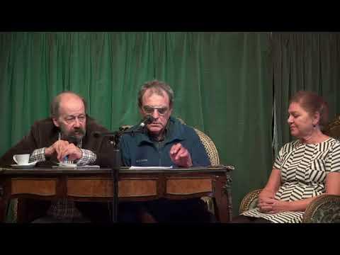 Μια συζήτηση του Wayne Hall με τη Μαρία Σωτηροπούλου και τον Δημήτρη Κωνσταντακόπουλο