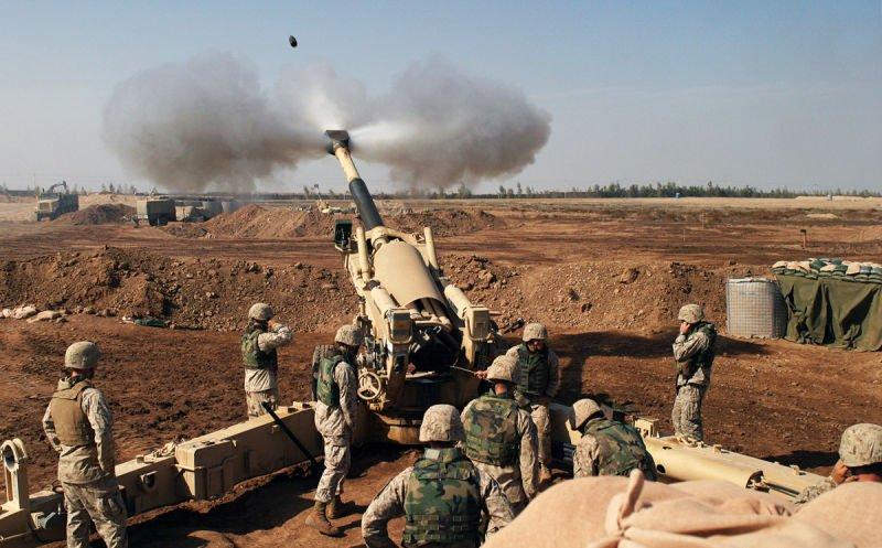 Οι ΗΠΑ αποσύρουν μονάδες Πεζοναυτών από τη Συρία