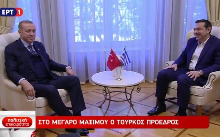 Ο Ερντογάν και η «δημοκρατία» μας