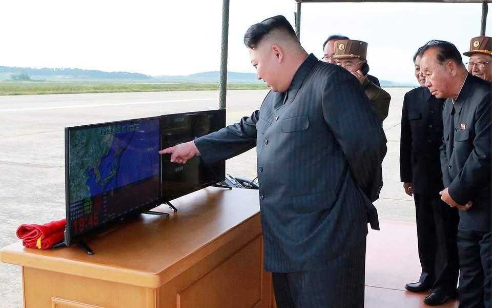 Β. Κορέα: «Πράξη πολέμου» οι νέες κυρώσεις του ΟΗΕ