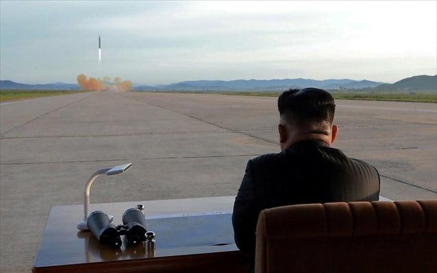 Κιμ Γιονγκ Ουν: Η Β. Κορέα θα γίνει η ισχυρότερη πυρηνική δύναμη του κόσμου