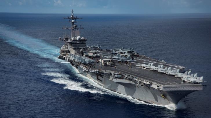 Ναυτική άσκηση Ν. Κορέας -ΗΠΑ-Ιαπωνίας για αντιμετώπιση πυραύλων