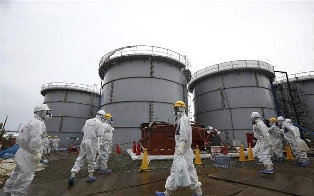 Φουκουσίμα: Η Ιαπωνία εξετάζει την απόρριψη ενός εκατομμυρίου τόνων ραδιενεργού νερού στον Ειρηνικό Ωκεανό