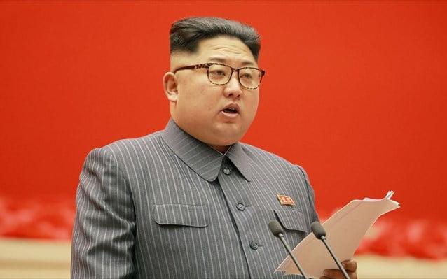 Β. Κορέα: Εγκληματική η νέα στρατηγική ασφαλείας των ΗΠΑ
