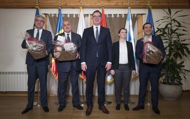 Βελιγράδι: Η ευρωπαϊκή ολοκλήρωση των δυτικών Βαλκανίων στο επίκεντρο της τετραμερούς