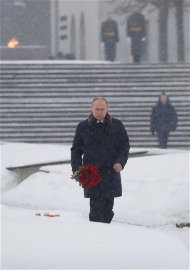 Ο Πούτιν και ο νέος Ψυχρός Πόλεμος