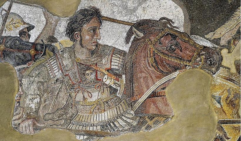 Πέλλα: Αποκαλύπτεται το ανάκτορο όπου γεννήθηκε ο Μέγας Αλέξανδρος