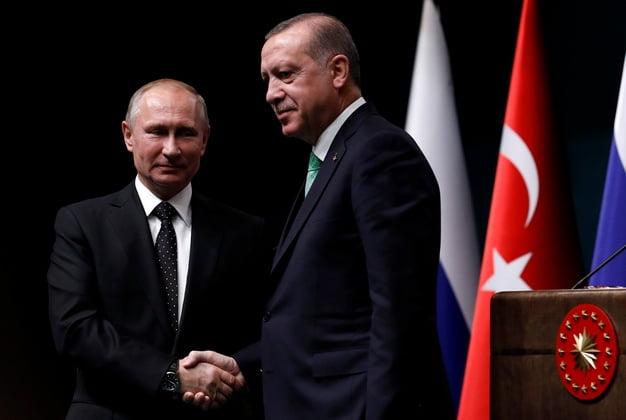 Η ρωσική πολιτική στη Μέση Ανατολή