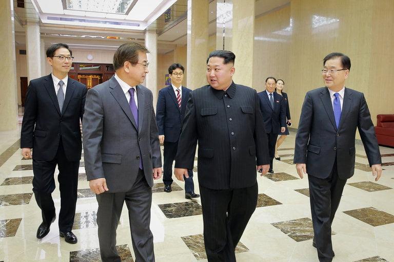 Διπλωματική Διέξοδος στο Κορεατικό – Η Β. Βορέα δέχεται Αποπυρηνικοποίηση  εάν της Εγγυηθούν την  Ασφάλεια