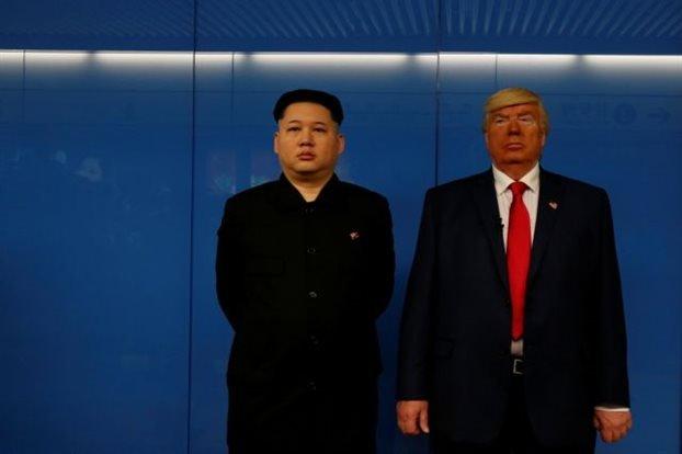 Πυρετός για τη συνάντηση Κιμ – Τραμπ
