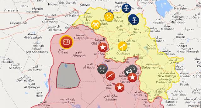 Το Ιράκ θα «μπλοκάρει» επιθέσεις Κούρδων κατά της Τουρκίας
