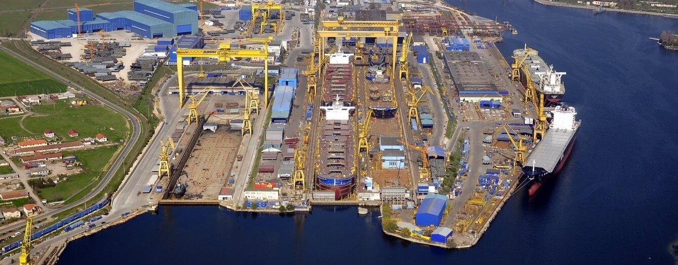 Ο ολλανδικός όμιλος Damen αυξάνει τις επενδύσεις της στη Ρουμανία