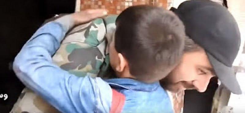 Η Γκούτα Δαμασκού απελευθερώθηκε σχεδόν ολόκληρα: Οι εικόνες που δεν θα δείξουν τα δυτικά μέσα ενημέρωσης …