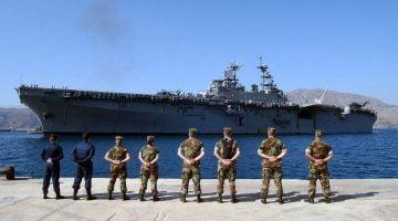 Οι βάσεις σε Ελλάδα-Κύπρο και ο κίνδυνος πυρηνικού πολέμου στη Μέση Ανατολή