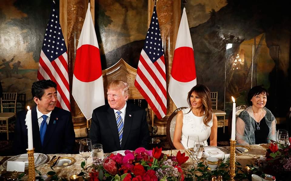 Τραμπ: Η συνάντηση Πομπέο – Κιμ Γιονγκ Ουν πήγε περίφημα