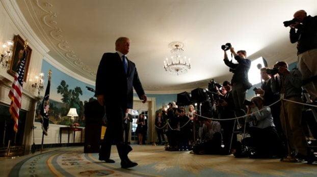 Το δίλημμα του Τραμπ με το Ιράν και ο «παράγων Κιμ»