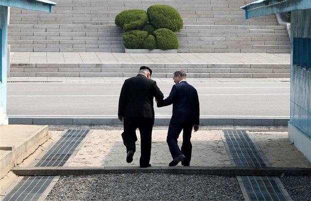 Ιστορική σύνοδος κορυφής Βορείου και Νοτίου Κορέας