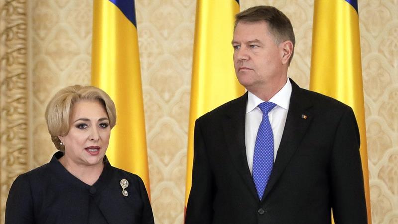 Κυβερνητική κρίση στη Ρουμανία  για το  σχέδιο μεταφοράς της ρουμανικής πρεσβείας στο Ισραήλ, στην Ιερουσαλήμ