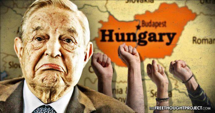 Noμοσχέδιο Έξωσης του Σόρος  Εκκαθαρίζει την Ουγγαρία