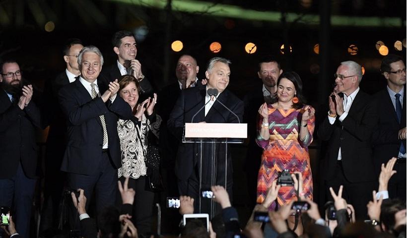 Νίκησε το έθνος-κράτος: Συντριπτική νίκη Όρμπαν με 48,8% στις εκλογές στην Ουγγαρία