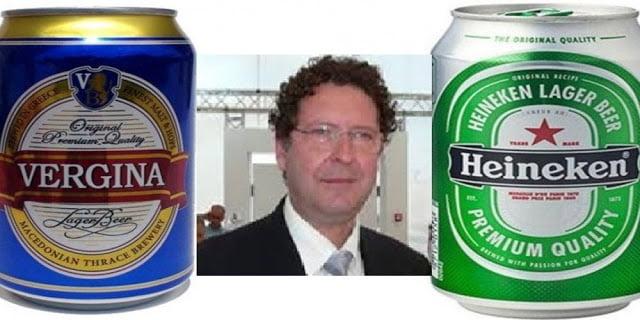 Πόλεμος της μπύρας: Βεργίνα vs Heineken σε δίκη εκατομμυρίων!