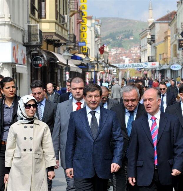 Απλώνει τα δίχτυα της στα Βαλκάνια η Τουρκία