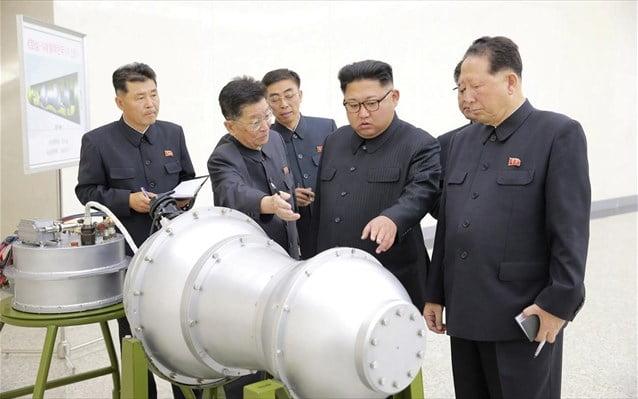 Β. Κορέα: Έτοιμη να καταστρέψει τους βαλλιστικούς διηπειρωτικούς πυραύλους