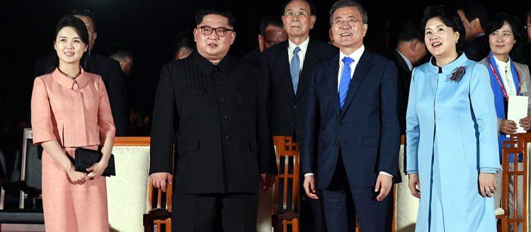 Κορέα και Μέση Ανατολή: Από τον Σαντάμ Χουσεΐν, στον Μουαμάρ Καντάφι και στον Κορεάτη Κιμ Γιονγκ-ουν