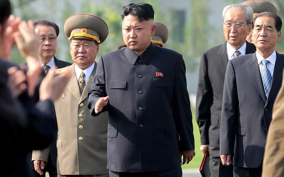 Δέσμευση αποπυρηνικοποίησης της κορεατικής χερσονήσου από τον Κιμ – Συνάντηση με Τραμπ