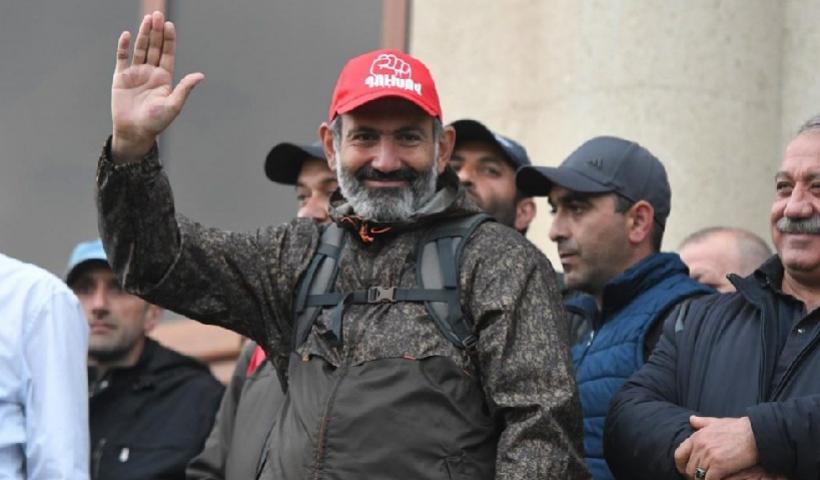 Αρμενία: Ο Νικόλ Πασινιάν μοναδικός υποψήφιος πρωθυπουργός